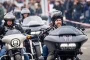 Участников мотопробега на Берлин не пускают в Польшу