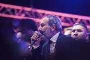 Входы в министерства заблокировали участники протестных акций в Ереване