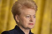 Главу Литвы не пригласили на инаугурацию Путина