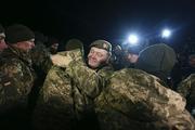 """Порошенко назвал """"удивительно эффективными действия"""" украинцев на учениях в ФРГ"""