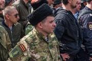 «Крымские казаки», разгонявшие митинг в Москве, не имели отношения к Крыму