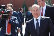 Путин вступился за ветерана, которого пыталась увести охрана