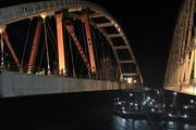 Автодорожная часть Крымского моста сдана строителями