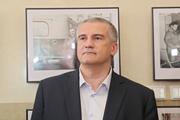 Аксенов  напомнил Порошенко о недостроенном мосте через Днепр