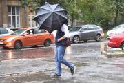 Сегодня в Москве может выпасть до 20% месячной нормы осадков