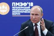 """Путин порекомендовал Западу """"не переходить красную черту"""" в отношениях с Россией"""