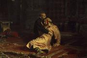 """В Третьяковке мужчина повредил картину Репина """"Иван Грозный и его сын Иван..."""""""