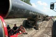 """Швеция одобрила строительство газопровода """"Северный поток-2"""""""