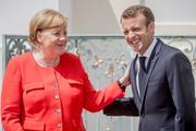 Меркель и Макрон снова едут в Россию – теперь на ЧМ-2018