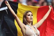 """Виктория Боня """"болела"""" на матче так, что футбол был уже никому не интересен"""