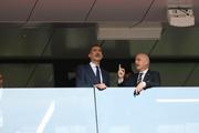 Король Испании поздравил Владимира Путина с победой сборной России