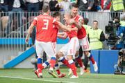Сборная РФ назвала лучших футболистов национальной команды на ЧМ-2018