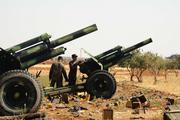 Российские ВКС сняли на видео удары по протурецким боевикам в сирийской Хаме