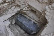 Тайна египетского черного саркофага раскрыта