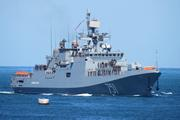 Российский фрегат выследил американскую подлодку в Средиземном море