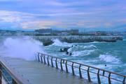 Сегодня ночью на Китай обрушится мощный тайфун