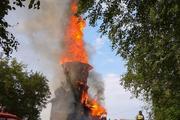 Источник: в поджоге церкви XVIII века в Карелии подозревают подростка