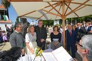 Курц: визит Путина на свадьбу главы МИД не меняет отношения Австрии к РФ