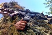 Как на Донбассе работают снайперы (Фоторепортаж)