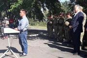 В сети раскритиковали внешний вид Климкина во время выступления в Авдеевке