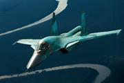 Выложено видео уничтожения российскими Су-34 складов боевиков в сирийском Идлибе
