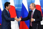 Песков заявил, что инициатива Путина о договоре с Японией родилась спонтанно