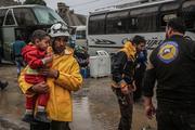 Пентагон призвал поддержать «героических» «Белых касок» в Сирии