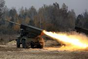 Готовую отразить нападение ВСУ реактивную артиллерию бойцов ЛНР сняли на видео