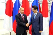 Абэ озвучил условие для заключения мирного договора между Россией и Японией