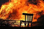 Пьяный ростовчанин чуть не сжег дом своей знакомой, потому что не пустила