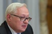 Рябков: никто и никогда не сможет продиктовать России свои условия