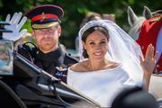 Меган Маркл раскрыла главный секрет своего свадебного наряда