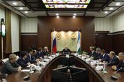 Глава Башкирии Рустэм Хамитов объявил о решении уйти в отставку