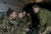 Порошенко приказал открывать огонь из всего оружия в Донбассе