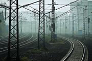 Крушение пассажирского поезда на Тайване зафиксировала камера наблюдения