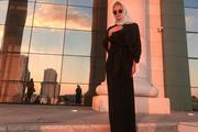 Лиза Пескова в гостях у Кадырова училась готовить блюда чеченской кухни