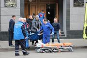 Родственников устроившего взрыв в здании ФСБ подростка допрашивают следователи
