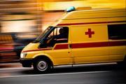 В Тюмени автомобиль сбил семерых пешеходов на тротуаре
