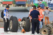 Специалисты получили данные черного ящика упавшего в Индонезии Boeing 737