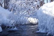 В Иркутской области ребенок провалился под лед и погиб