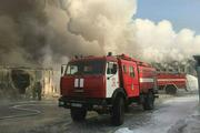 СК обнародовал видео с места пожара в Кузбассе, в котором погибли шестеро детей