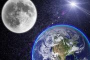 Эксперты заявляют о новом Конце Света: Луна покидает орбиту Земли