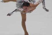 Алина Загитова стала победительницей этапа мирового Гран-при в Москве