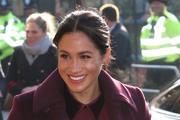Жена принца Гарри продолжает нарушать королевский протокол