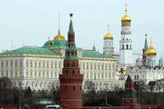 Опубликовано видео, как в районе Кремля проходят масштабные учения ФСО
