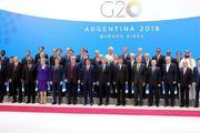 """Путин и Макрон встретились """"на полях"""" саммита G20"""