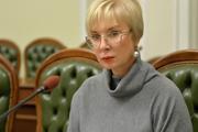Омбудсмен Украины Людмила Денисова упала в обморок, когда выступал Порошенко
