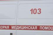 В центре Москвы машина сбила двух дорожных рабочих