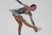 Загитова в финале Гран-при заняла второе место в короткой программе
