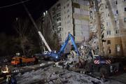 В Магнитогорске спасатели  вытащили из-под завалов  живого мальчика